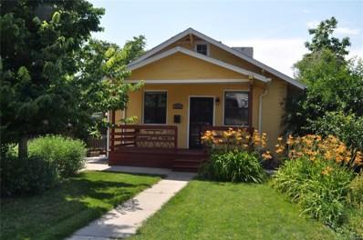 3745 N Cook Street, Denver, CO 80205 - MLS#: 5952642