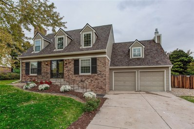 7461 S Forest Court, Centennial, CO 80122 - #: 5957281