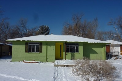 2515 Pierce Street, Lakewood, CO 80214 - MLS#: 5963713
