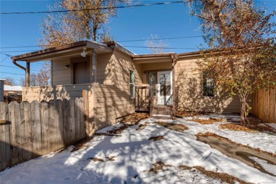 4807 Chase Street, Denver, CO 80212 - MLS#: 5964618