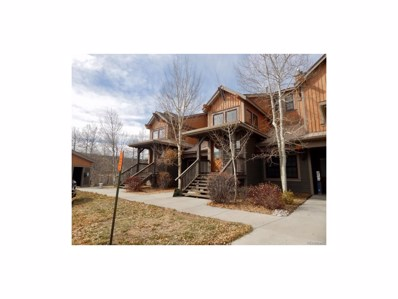 1302 Blue Sky Trail UNIT 1-302, Granby, CO 80446 - MLS#: 5966434