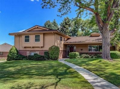 6528 E Milan Place, Denver, CO 80237 - MLS#: 5966689