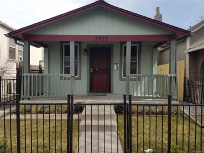 3922 N High Street, Denver, CO 80205 - MLS#: 5967113