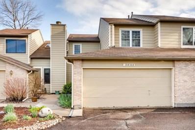 10430 W Fair Avenue UNIT B, Littleton, CO 80127 - MLS#: 5967539