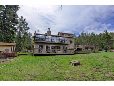 8280 Grizzly Way, Evergreen, CO 80439 - #: 5970346