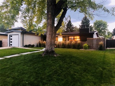 4720 E Wyoming Place, Denver, CO 80222 - MLS#: 5971150