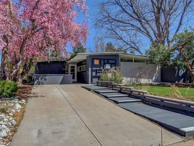 1306 S Elm Street, Denver, CO 80222 - MLS#: 5971493