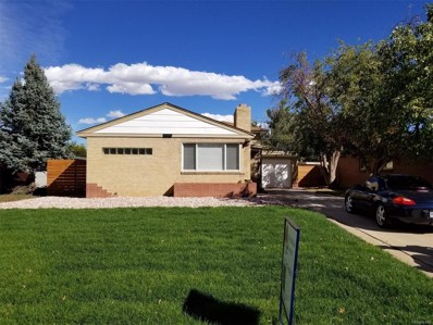 3330 Ash Street, Denver, CO 80207 - MLS#: 5972509