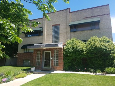 1520 Glencoe Street UNIT 6, Denver, CO 80220 - MLS#: 5979363