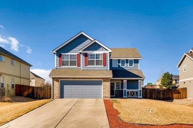 1315 N Heritage Avenue, Castle Rock, CO 80104 - MLS#: 5979375