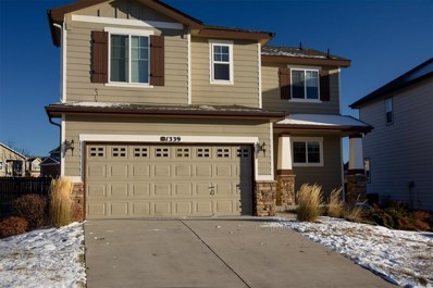1339 Yellow Granite Way, Monument, CO 80132 - MLS#: 5983433