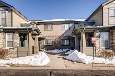 2113 S Fulton Circle UNIT 103, Aurora, CO 80247 - #: 5984424