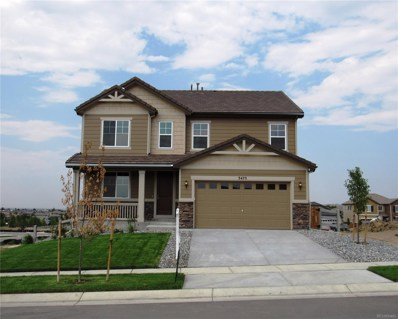 3475 Pacific Peak Drive, Broomfield, CO 80023 - MLS#: 5987258
