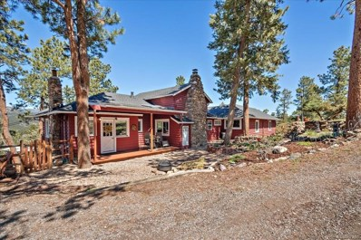 28176 Mariposa Road, Evergreen, CO 80439 - #: 5987830