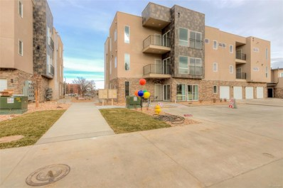 14916 E Hampden Avenue UNIT 302, Aurora, CO 80014 - #: 5990093