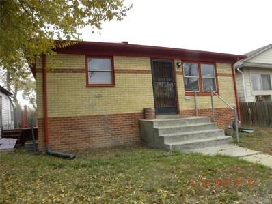 459 Knox Court, Denver, CO 80204 - MLS#: 5997582