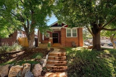 1394 S Gaylord Street, Denver, CO 80210 - MLS#: 5999658