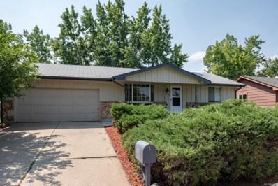 4350 Ludlow Street, Boulder, CO 80305 - MLS#: 5999937