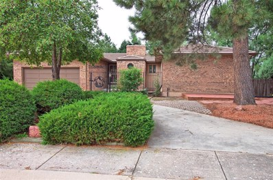 6414 Hawkeye Circle, Colorado Springs, CO 80919 - MLS#: 6002769