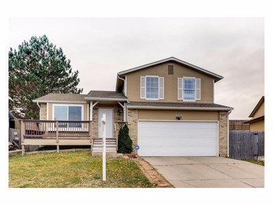 4284 S Fundy Way, Aurora, CO 80013 - MLS#: 6008546