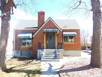3708 Ames Street, Wheat Ridge, CO 80212 - MLS#: 6010560