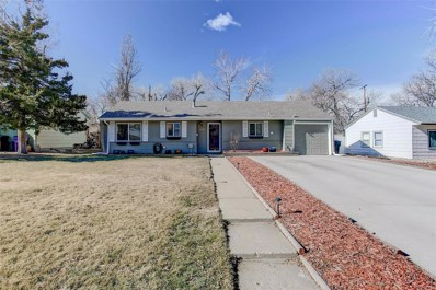 3279 S Flamingo Way, Denver, CO 80222 - MLS#: 6012816