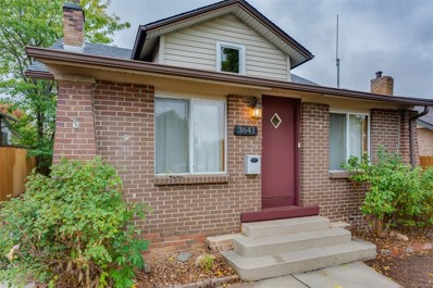 3641 N Garfield Street, Denver, CO 80205 - MLS#: 6014771