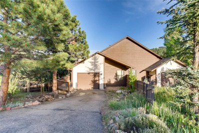 27126 Sun Ridge Drive, Evergreen, CO 80439 - #: 6016201