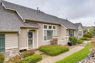 9425 Crossland Way, Highlands Ranch, CO 80130 - MLS#: 6021804