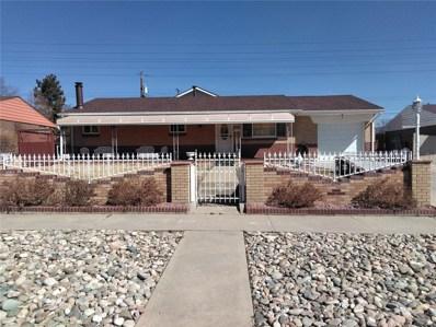 7700 Greenwood Boulevard, Denver, CO 80221 - MLS#: 6025372