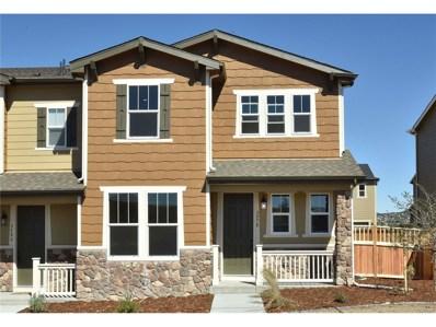 3578 Fennel Street, Castle Rock, CO 80109 - MLS#: 6025543