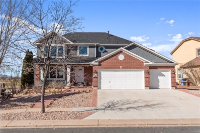 3360 Pony Tracks Drive, Colorado Springs, CO 80922 - MLS#: 6027232