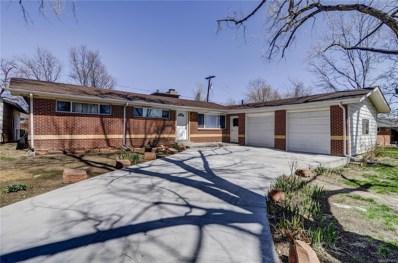 2190 Reed Drive, Lakewood, CO 80214 - MLS#: 6034029