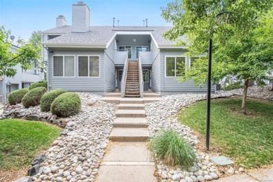 8500 E Jefferson Avenue UNIT 16G, Denver, CO 80237 - #: 6035193