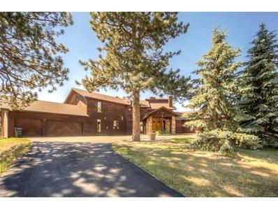 21606 Spring Creek Road, Pine, CO 80470 - #: 6038598