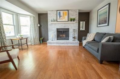 980 Pleasant View Street, Castle Rock, CO 80104 - MLS#: 6044067