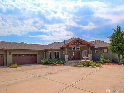 4260 Old Gate Road, Castle Rock, CO 80104 - #: 6044446
