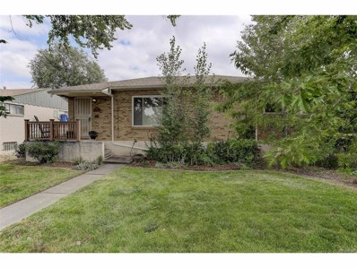 1134 Roslyn Street, Denver, CO 80220 - MLS#: 6045573