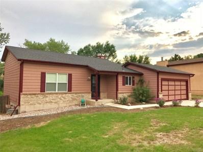 2015 Rimwood Drive, Colorado Springs, CO 80918 - MLS#: 6050405