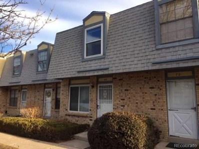 1474 S Pierson Street UNIT 69, Lakewood, CO 80232 - MLS#: 6051394