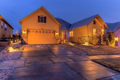 14541 Saddlebred Avenue, Parker, CO 80134 - MLS#: 6059843