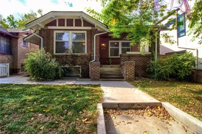 1561 Monroe Street, Denver, CO 80206 - MLS#: 6069464