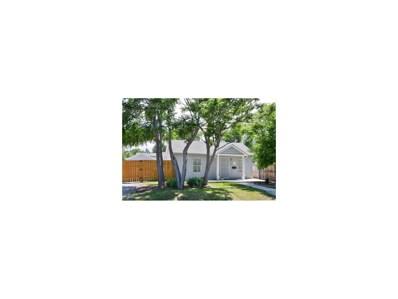 2774 W Irvington Place, Denver, CO 80219 - MLS#: 6071462
