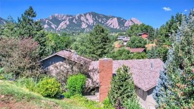 2510 Kohler Drive, Boulder, CO 80305 - MLS#: 6074768