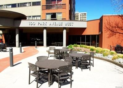 100 Park Avenue UNIT 1004, Denver, CO 80205 - MLS#: 6075889