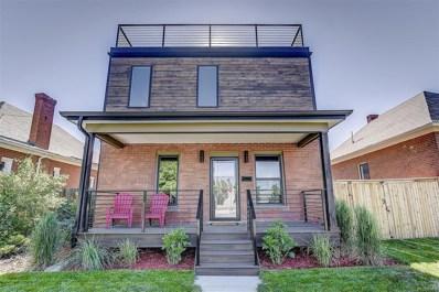 1240 S Clarkson Street, Denver, CO 80210 - MLS#: 6087846