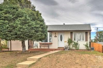 1725 S Wyandot Street, Denver, CO 80223 - MLS#: 6089769