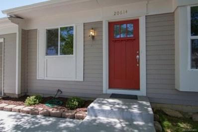 20614 E Coolidge Place, Aurora, CO 80011 - #: 6095876