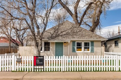 4805 Chase Street, Denver, CO 80212 - #: 6099861
