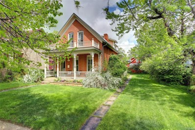 1921 Pine Street, Boulder, CO 80302 - MLS#: 6100674